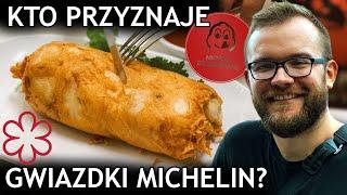 GWIAZDKI MICHELIN - kto i za co przyznaje? Restauracje z gwiazdką Michelin POLSKA   GASTRO VLOG #280