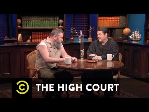 The High Court - Doug Benson's Wink Story