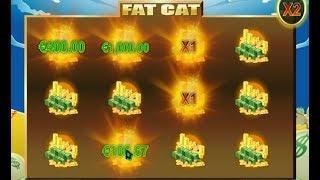 Machine à sous Fat Cat - le retour les parties gagnante ???