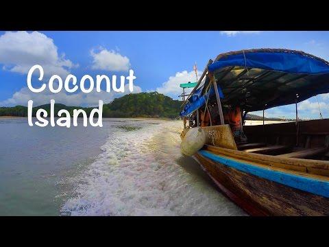Кокосовый остров - спонтанный экспресс тур | Таиланд. Пхукет.
