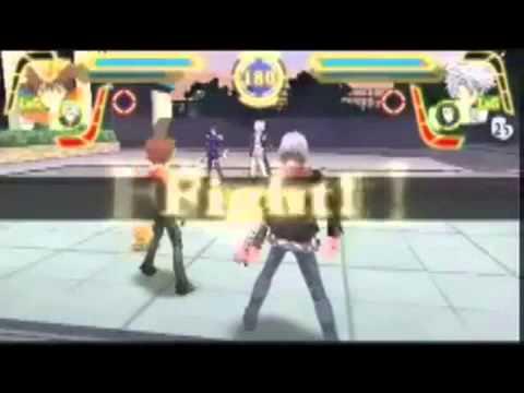 Katekyo Hitman Reborn Kizuna No Tag Battle Sony Psp
