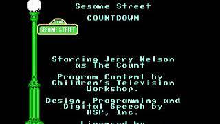 Sesame Street - Countdown (NES) Music - Bonus Stage