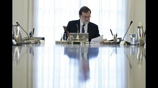 Rajoy explica la activación del 155