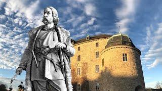 The thrilling story of Orebro castle & The Engelbrekt Engelbrektsson rebellion - Örebro slott