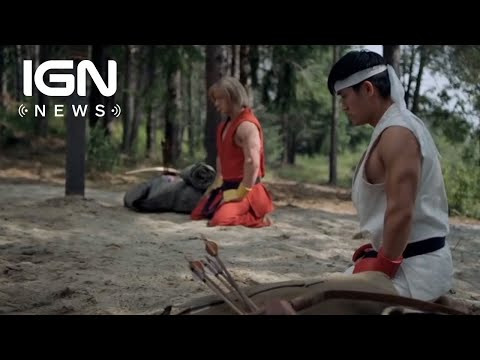 Street Fighter TV Series in the Works - IGN News
