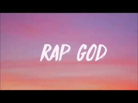 Eminem - Rap God (Lyrics) HD