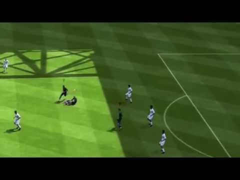 Fifa 13: Brian Moorman Highlights #2 (Pro Clubs) | HD