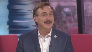 The early donald trump supporter spoke with esme murphy about his life, business and president's inauguration (5:56). wcco sunday morning – jan. 22, 2017