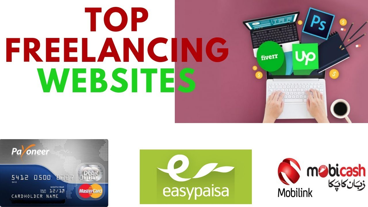 Top Most Famous Freelancing (Make Money) Websites 2019