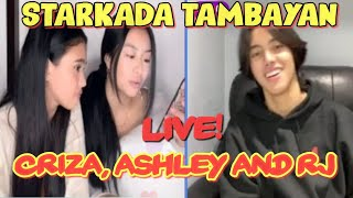 ASHLEY DEL MUNDO, CRIZA TAA AND RJ PERKINS STARKADA TAMBAYAN ON KUMU LIVE  TODAY (December 16, 2020)