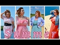 SUMMER OUTFITS FOR PLUSSIZE I CURVYSINA