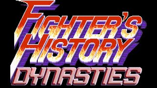 Fighter's History: Dynasties Final DLC trailer