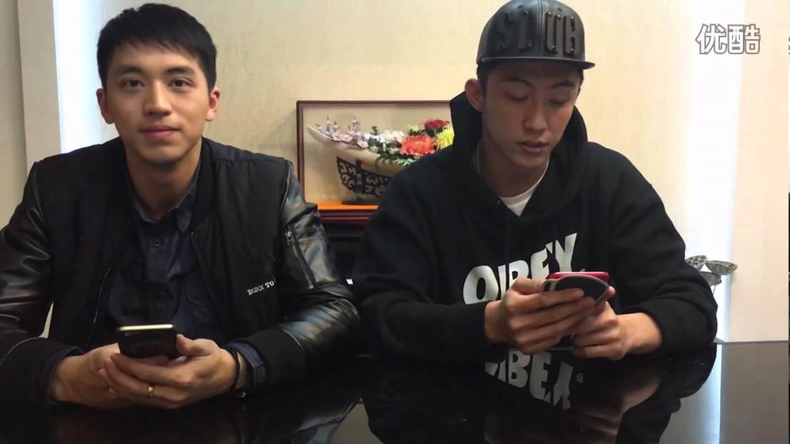 160127 上癮網路劇日常 黃景瑜許魏洲YuZhou 消息播報 - YouTube