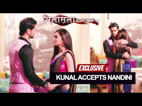 Kunal & Nandini accept & HUG each other   Silsila Badalte Rishton Ka   Drashti Dhami   Shakti Arora