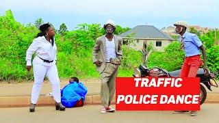 TRAFFIC POLICE DANCE JUNIOR USHER,DORAH,SHEIK MANALA& FULLSTOP New Ugandan Comedy 2019 HD