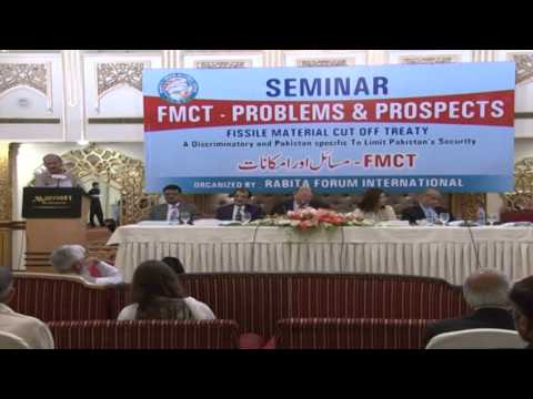 SEMINAR :: FMCT PROBLEMS AND PROSPECTS SESSION 1-4B