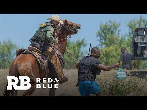 White House response to Haitian migrants divides Democratic coalition