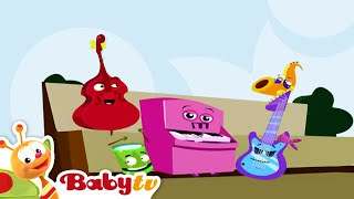 Rock n' Roll with The Jammers | BabyTV