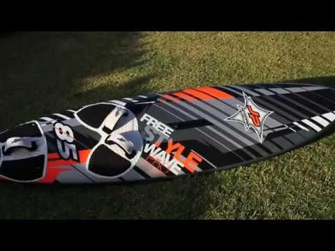 JP Australia Freestyle Wave Windsurf Board