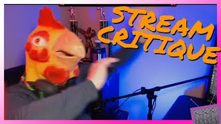 Stream Critique #2 | One OBVIOUS mistake ALL streamers keep making...