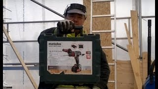 Год спустя: Metabo BS 18 LTX BL Impuls Quick