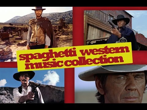 Ennio Morricone - Spaghetti Western Music Collection [Playlist] (High Quality Audio)