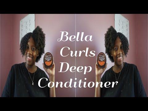 Deep Conditioner Hunt 5: Bella Curls Deep Conditioning Masque