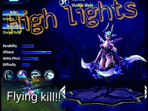 Mobile Legends Highlights – Best hero to multiplekills (Pentakill, Quadrakill, Triplekill)