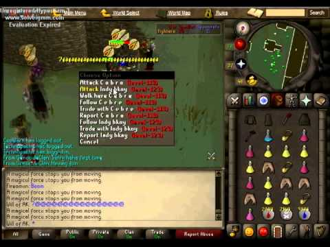 how to get to clan wars osrs