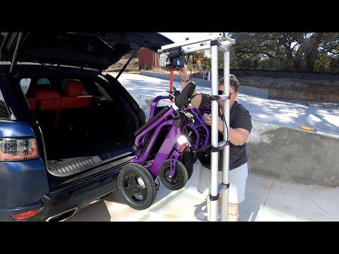 FOLD & GO WHEELCHAIRS® | The FOLD & GO Lift System
