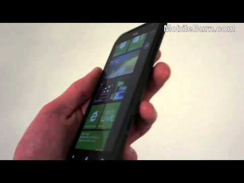 HTC Titan hands-on and first look