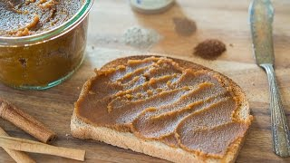 HOW TO MAKE HOMEMADE PUMPKIN BUTTER - Fall Recipe