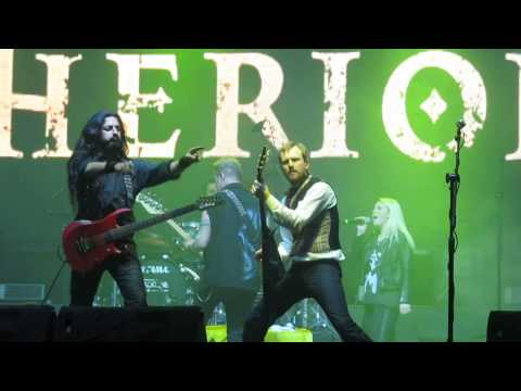Therion - Son of the Sun live Bogotá