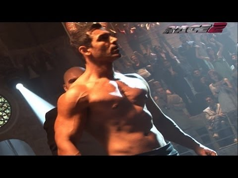 John Abraham's Cage Fight - Race 2 Behind the Scenes
