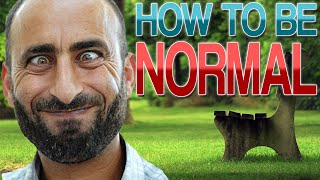 HOW TO BE A NORMAL FUCKING PERSON | Social Interaction Trainer | DON