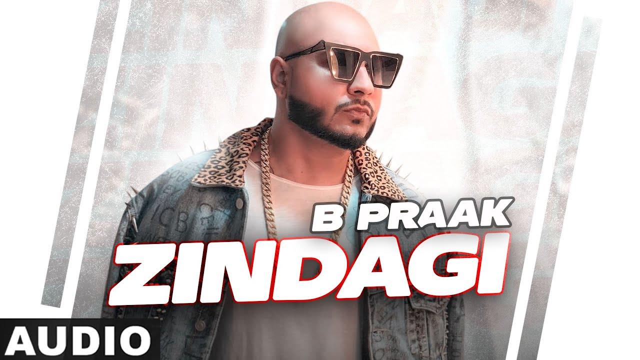 Zindagi (Full Audio)   B Praak   Jaani   Pankaj Batra   Latest Punjabi Songs 2020   Speed Records