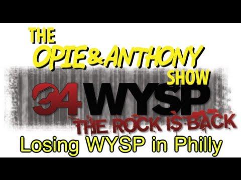 Opie & Anthony: Losing WYSP in Philadelphia (10/17-10/29/07)