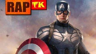 Repeat youtube video Rap do Capitão América // O Primeiro Vingador // TK RAPS