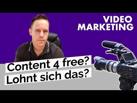 Kostenlos Content veröffentlichen - Lohnt sich das? (Video-Marketing, Inbound Marketing)