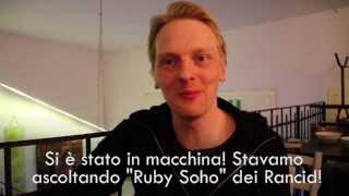 Torino Local Scene - Simon Persson, New Adventures in Lo-Fi - INTERVIEW (sub ita)