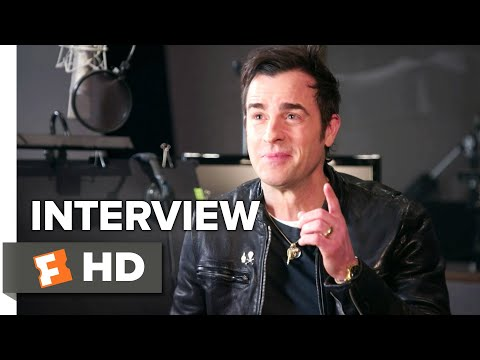 The Lego Ninjago Movie Interview - Justin Theroux (2017) | Movieclips Coming Soon