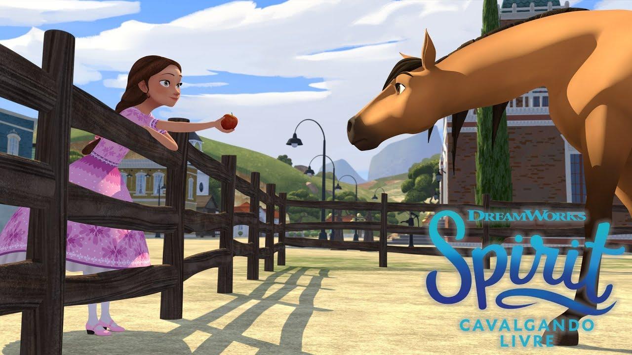 Download Os primeiros 11 minutos da Temporada 1   SPIRIT CAVALGANDO LIVRE