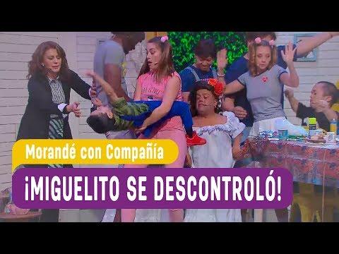 ¡Miguelito se descontroló! - Morandé con Compañía 2018