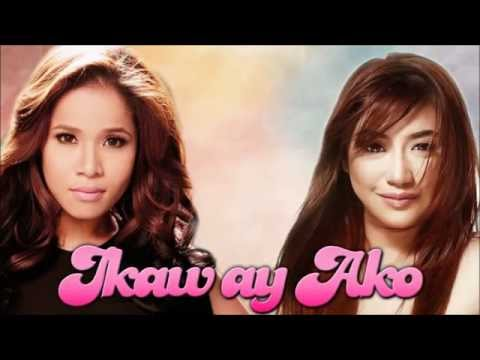 IKAW AY AKO by Klarisse de Guzman and Morissette Amon (Lyrics)