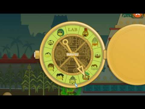Time Tangled OST - Interactive! (Poptropica)