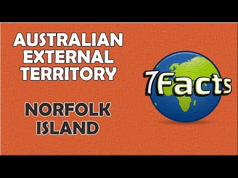7 Facts about Norfolk Island