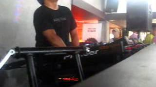 Joe Claussell Katavothres Greece Full Video Report Can You Dance To My Beat 2014 Pt2