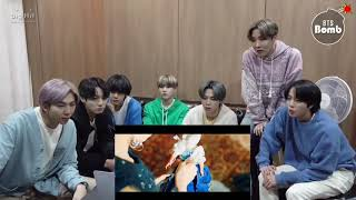 Gambar cover BTS REACTIONS TO ITZY - WANNABE OFFICIAL MV