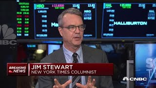 The public is entitled to know where Epstein's assets are from, says NYT's Jim Stewart