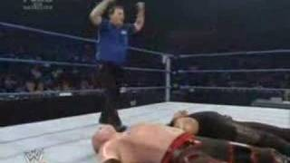 Kane vs Undertaker 2008